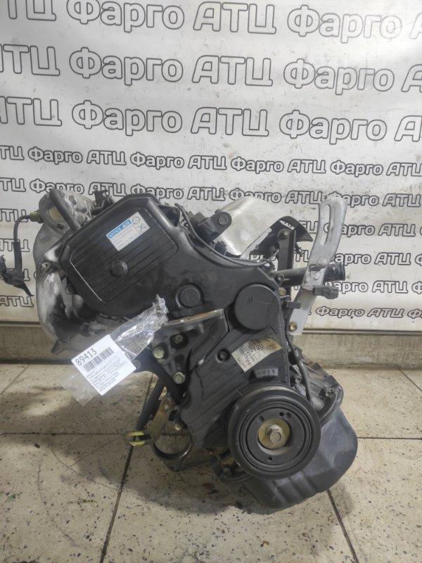 Двигатель Toyota Caldina ST210G 3S-FE