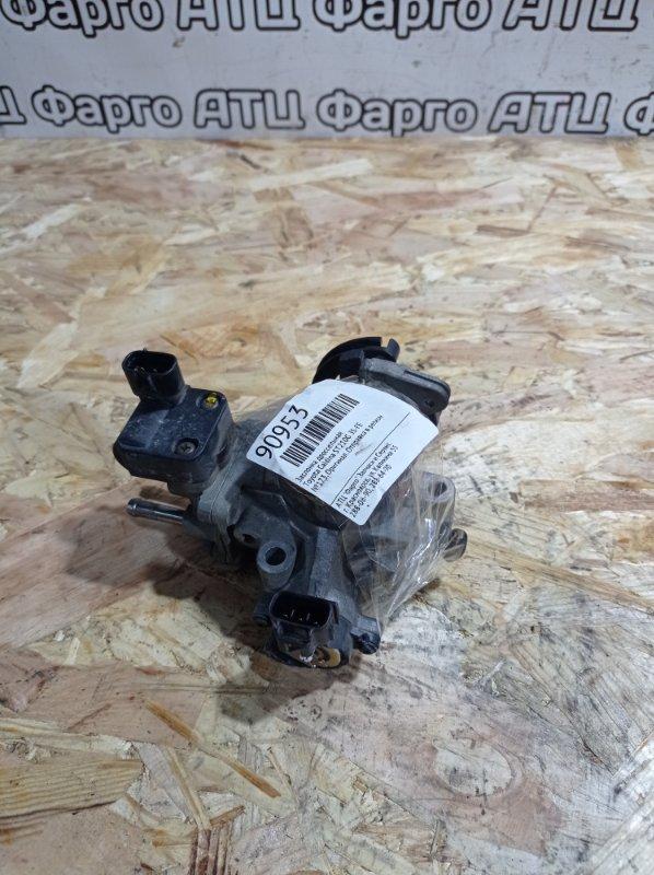 Заслонка дроссельная Toyota Caldina ST210G 3S-FE