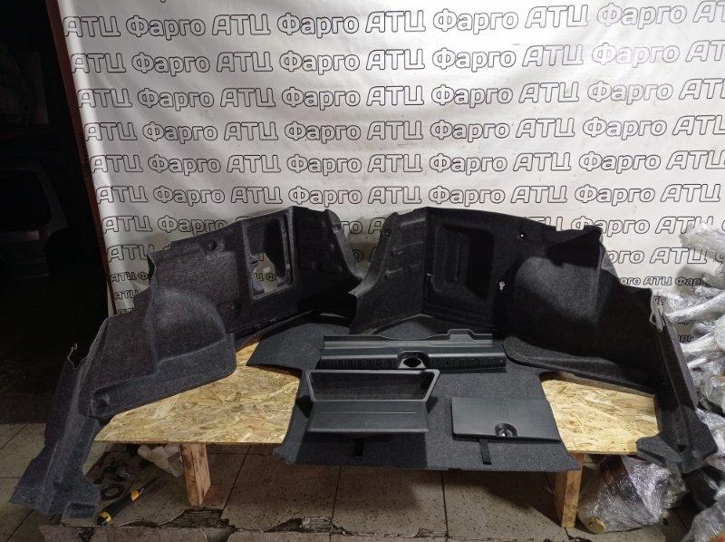 Обшивка багажника Honda Accord CF3 F18B