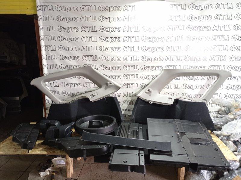 Обшивка багажника Toyota Caldina ST210G 3S-FE