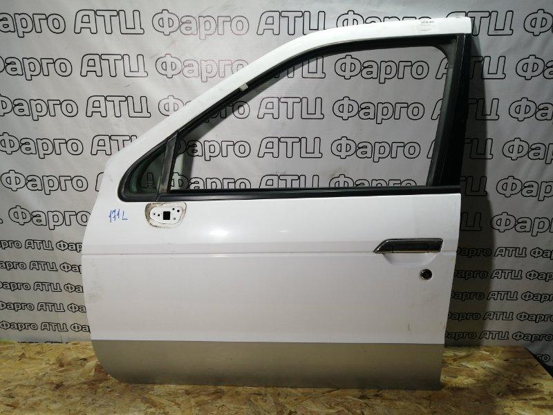 Дверь боковая Nissan Rnessa N30 SR20DE передняя левая