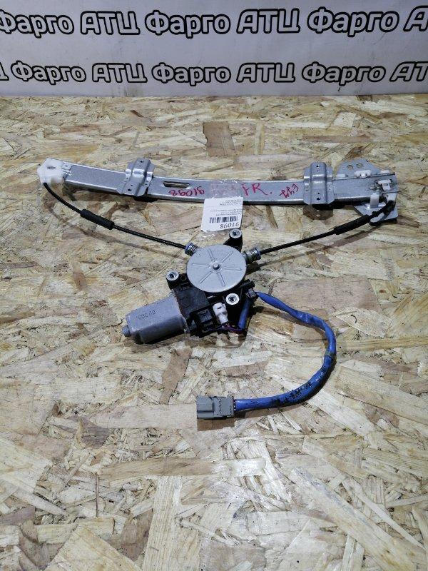 Стеклоподъемник Honda Partner EY7 D15B передний правый