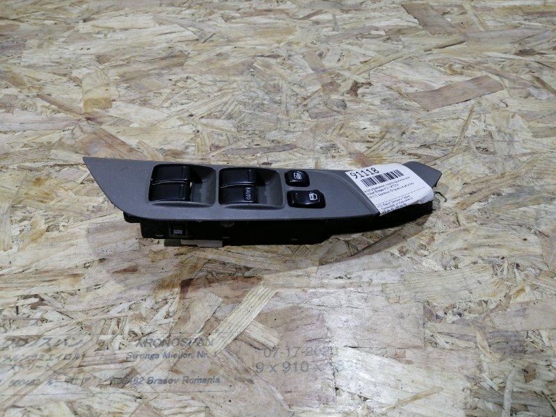 Блок управления стеклоподъемниками Nissan Rnessa N30 SR20DE