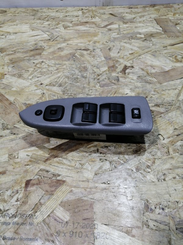 Блок управления стеклоподъемниками Mazda Familia S-Wagon BJ5W ZL-DE