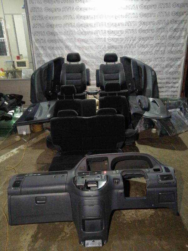 Сиденья Honda Odyssey RA6 F23A