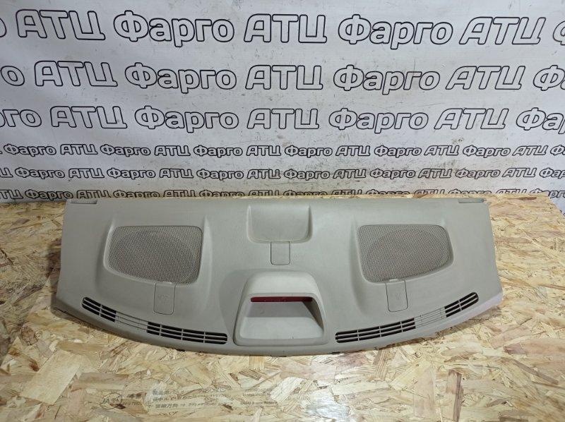 Полка багажника Mazda Familia BJ5P ZL-DE