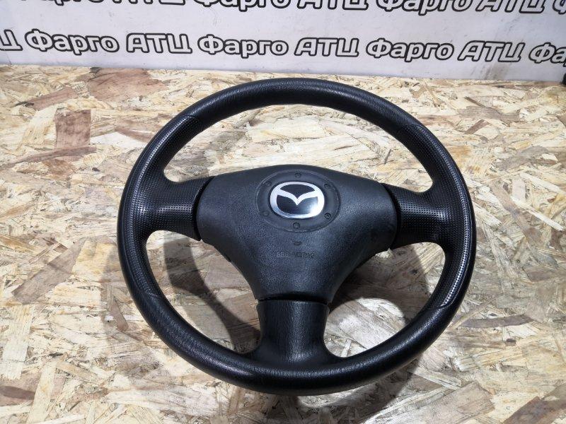 Руль Mazda Familia S-Wagon BJ5W ZL-DE