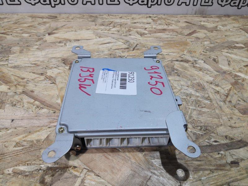 Блок управления двс Mazda Familia S-Wagon BJ5W ZL-DE