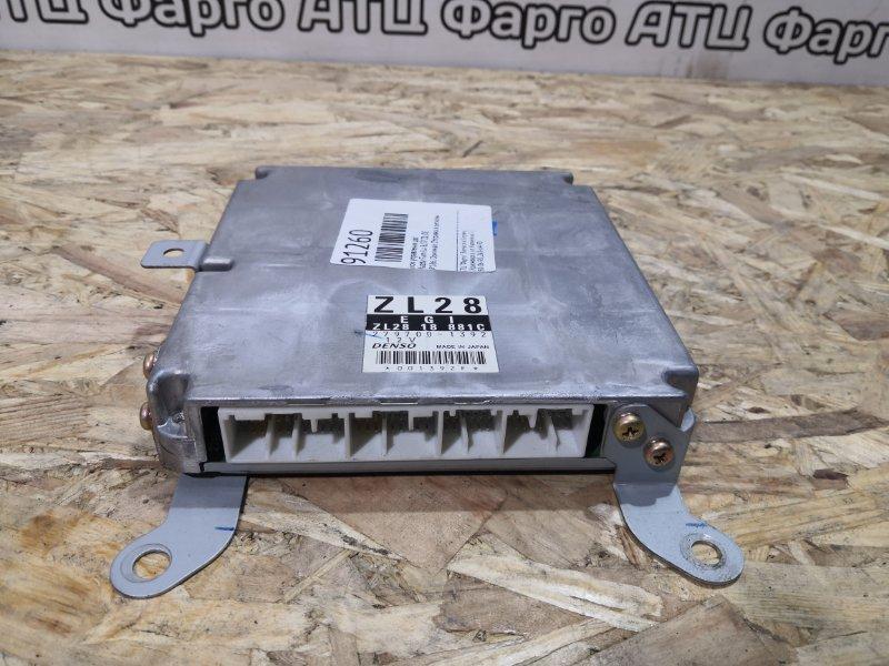 Блок управления двс Mazda Familia BJ5P ZL-DE