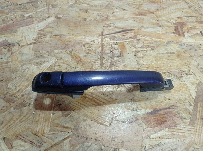 Ручка наружная Honda Torneo CF3 F18B передняя правая