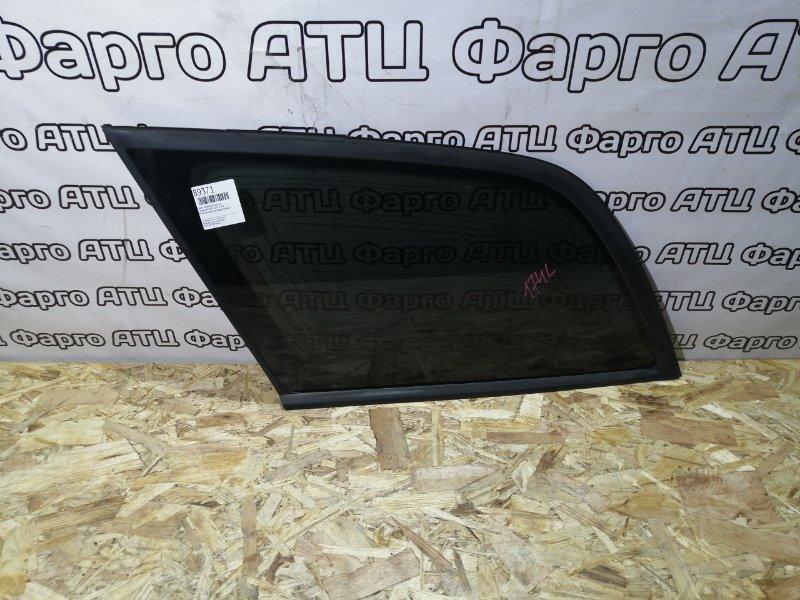 Стекло собачника Toyota Caldina ST210G 3S-FE заднее левое