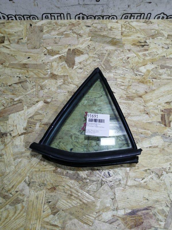 Форточка дверная Honda Accord CF4 F20B задняя правая