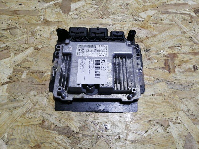 Блок управления двс Peugeot 308 4A/C EP6