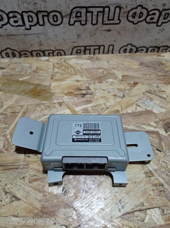 Блок управления кпп Nissan Rnessa N30 SR20DE