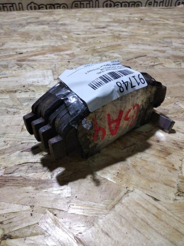 Колодки тормозные Honda Capa GA4 D15B передние