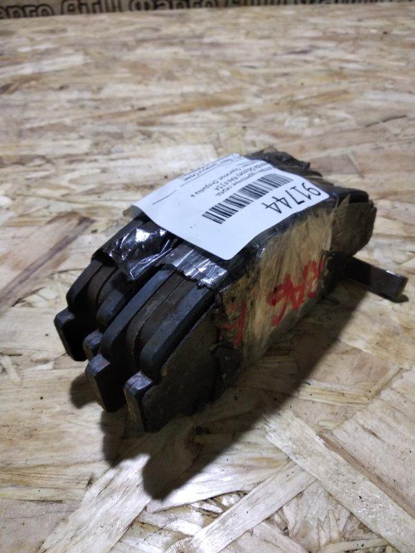 Колодки тормозные Honda Odyssey RA6 F23A передние