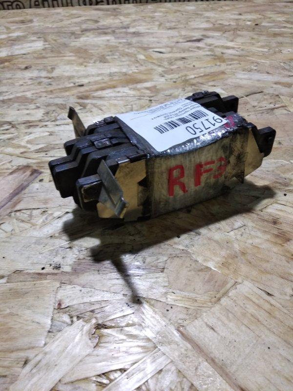 Колодки тормозные Honda Stepwgn RF3 K20A передние