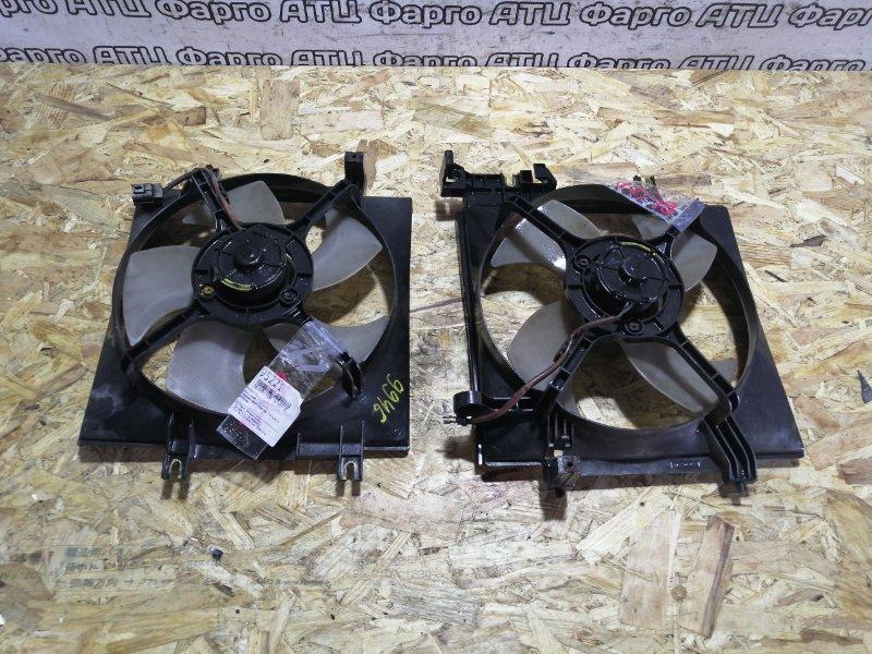 Вентилятор радиатора двигателя Subaru Legacy BL5 EJ20