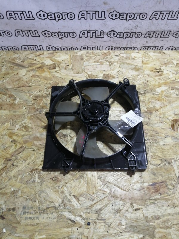 Вентилятор радиатора двигателя Honda Accord CF4 F20B