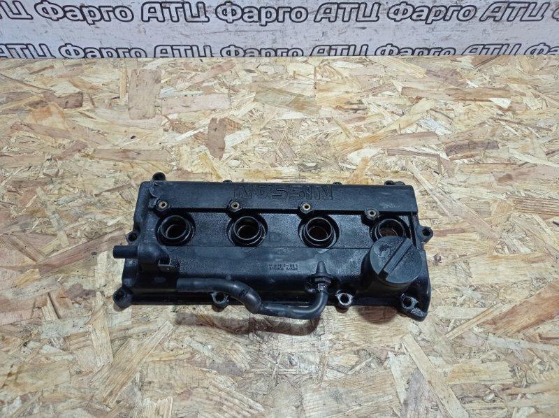Крышка головки блока цилиндров Nissan Presage TNU30 QR25DE