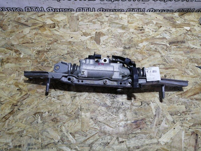 Рулевая рейка Bmw 523I F10 N52B25A задняя