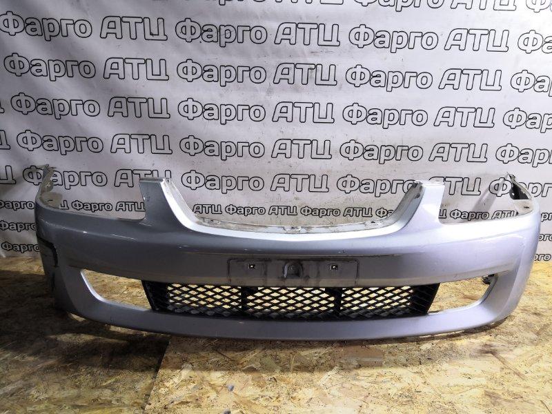 Бампер Mazda Familia S-Wagon BJ5W ZL-DE передний
