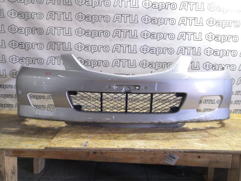 Бампер Mazda Familia BJ5P ZL-DE передний