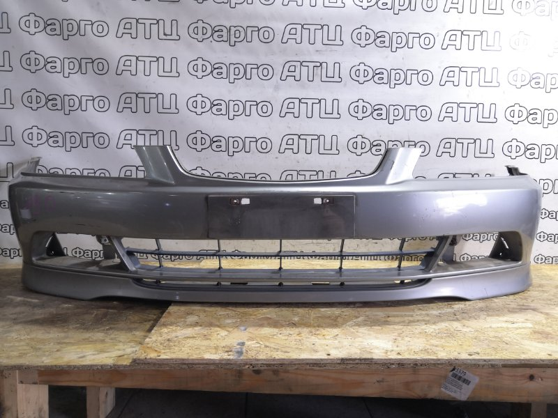Бампер Honda Accord CF4 F20B передний