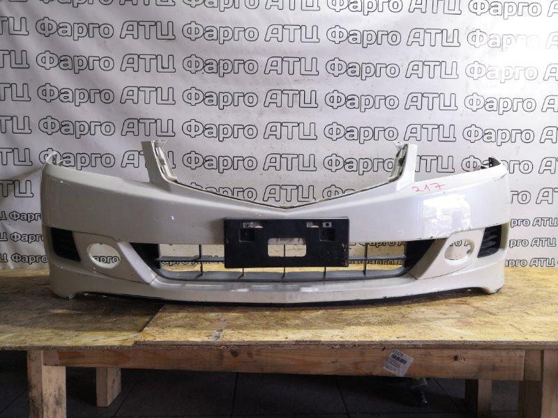 Бампер Honda Accord CL8 K20A передний