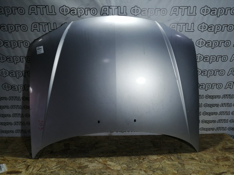 Капот Mazda Familia S-Wagon BJ5W ZL-VE