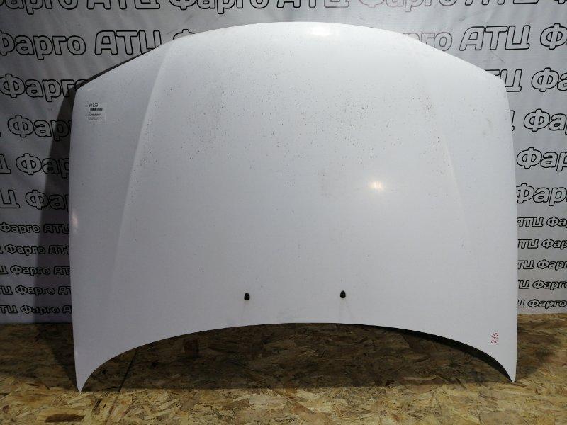 Капот Mazda Familia S-Wagon BJ5W ZL-DE