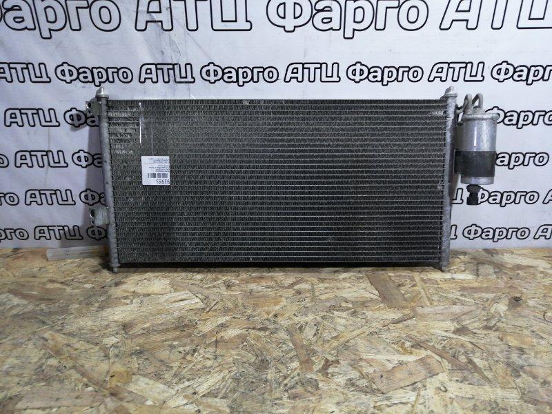Радиатор кондиционера Nissan Tino V10 QG18DE