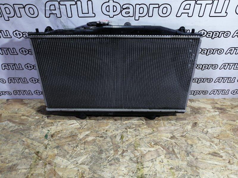 Радиатор двигателя Honda Accord CL8 K20A