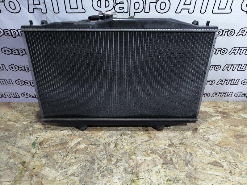 Радиатор двигателя Honda Accord Wagon CM2 K24A