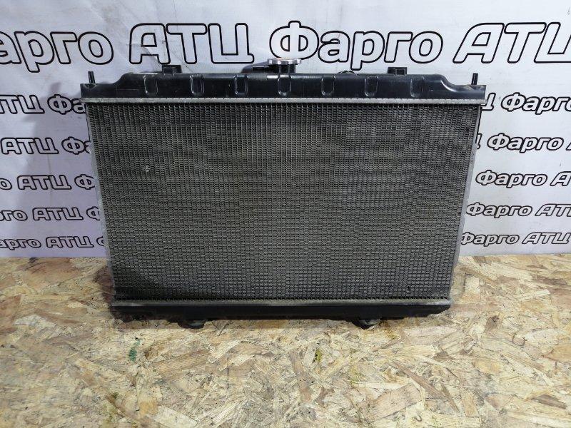 Радиатор двигателя Nissan Tino V10 QG18DE