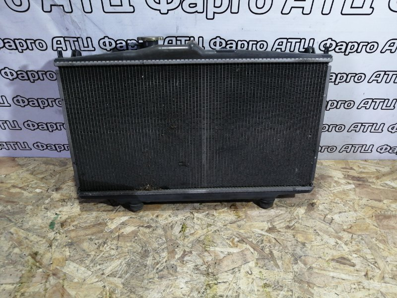 Радиатор двигателя Honda Accord CF4 F20B