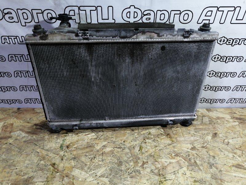 Радиатор двигателя Toyota Camry ACV40 2AZ-FE