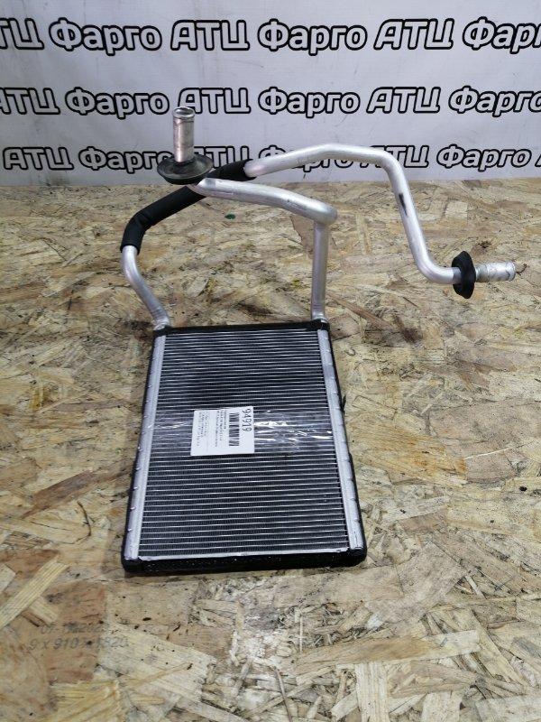 Радиатор отопителя Honda Accord Wagon CM2 K24A