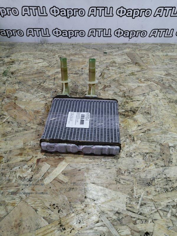 Радиатор отопителя Nissan Bluebird HU14 SR20DE