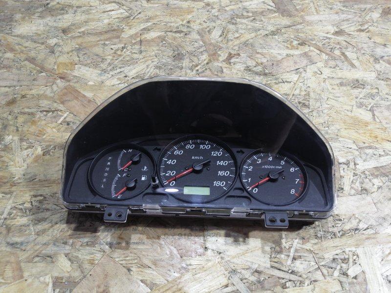 Комбинация приборов Mazda Familia S-Wagon BJ5W ZL-DE