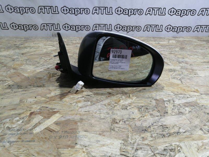 Зеркало боковое Toyota Camry ACV40 2AZ-FE переднее правое