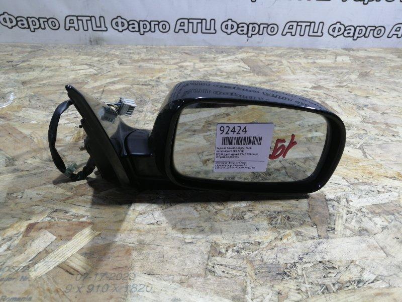 Зеркало боковое Honda Accord CF4 F20B переднее правое