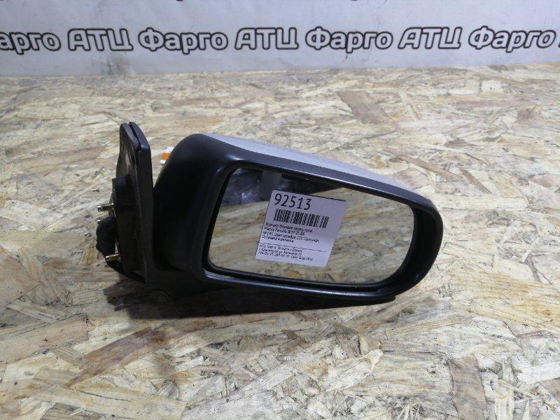 Зеркало боковое Mazda Familia BJ5P ZL-DE переднее правое