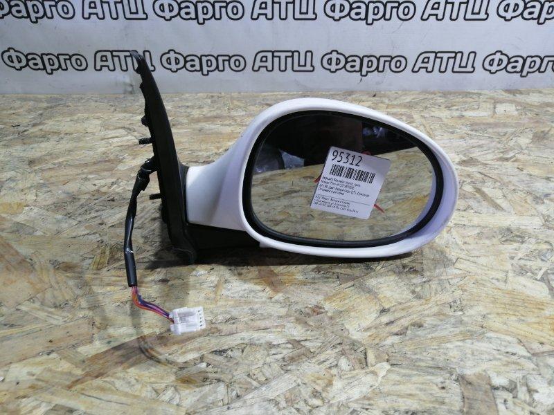 Зеркало боковое Nissan Tino HV10 SR20DE переднее правое