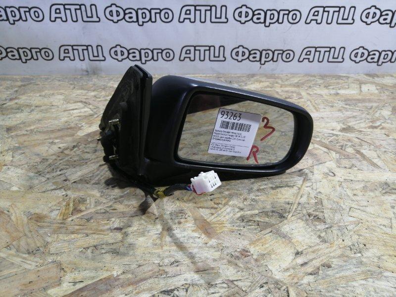 Зеркало боковое Mazda Familia S-Wagon BJ5W ZL-VE переднее правое