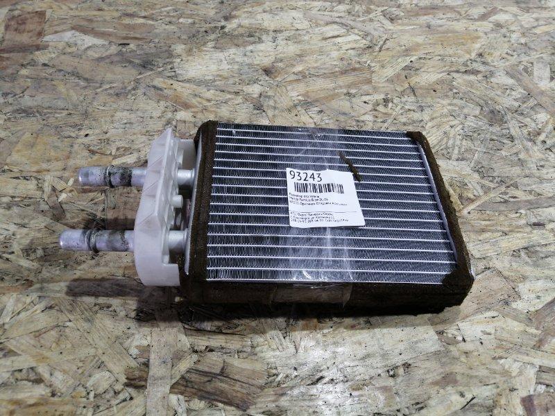 Радиатор отопителя Mazda Familia BJ5P ZL-DE