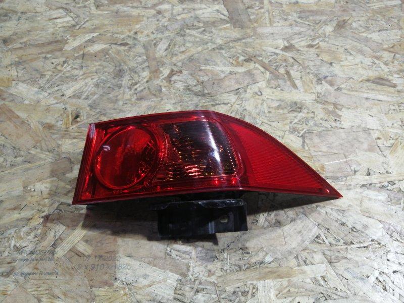 Фонарь стоп-сигнала Honda Accord CL8 K20A задний правый