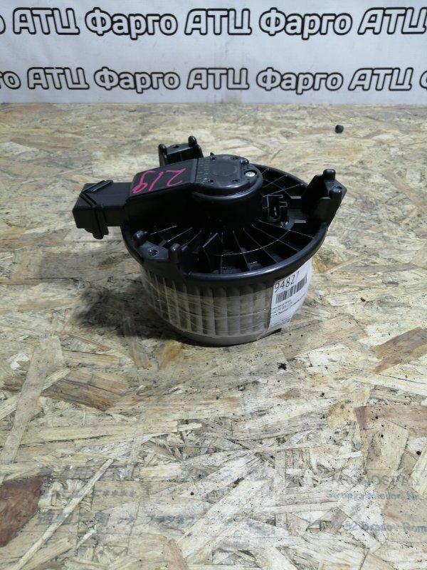 Вентилятор печки Honda Fit GE6 L13A