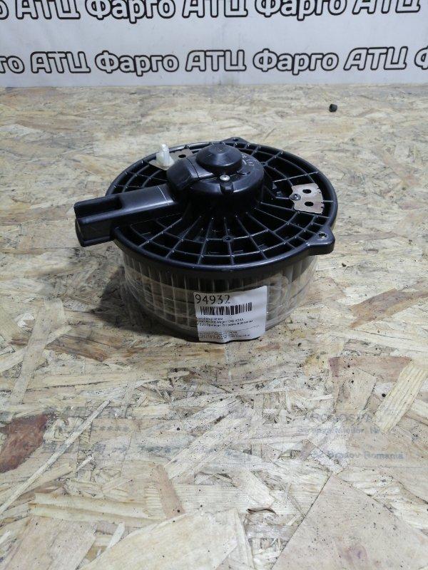Вентилятор печки Honda Accord Wagon CM2 K24A