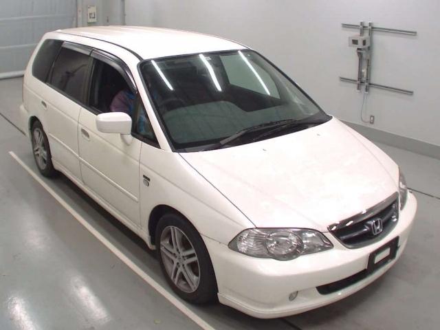 Авто на разбор Honda Odyssey RA6 F23A